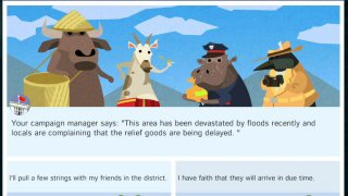 political animals game screenshot